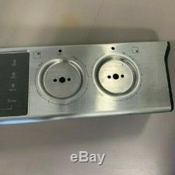 15658 Range control panel assembly W10314417 Stainless