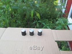3 Jenn Air Range/Stove/Oven Clock Knobs WP7711P466-60 GENUINE, OEM, 7711P466-60