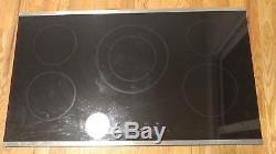 36 Jenn Air Induction Range Main Glass Top