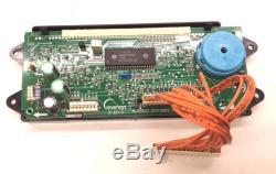 71003424 WP71003424 8507P016-60 USED Clock Control Board Jenn Air Range Oven