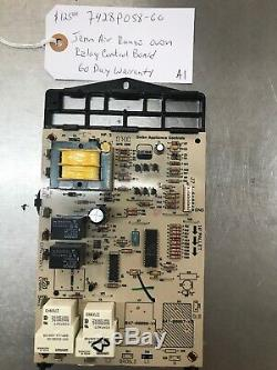 7428P058-60 Jenn Air Range Oven Relay Control Board. 60 Day Warranty