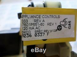 7601P551-60 Jenn-Air Stove Range Control