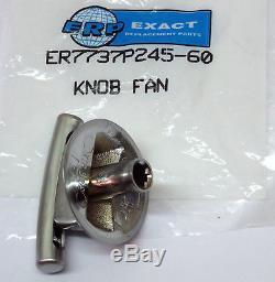 7737P245-60 Burner Knob for Maytag Jenn Air Range Cooktop PS2375886 AP5670739