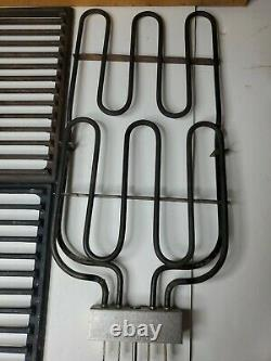 800061 Jenn-Air Range Heating Element Grill Grates 2 Pack W Box Pre Owned