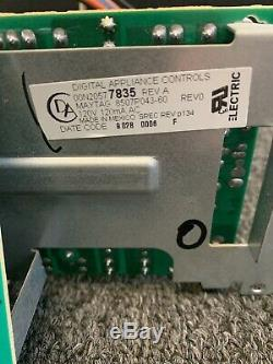 8507P043-60 JENNAIR RANGE WP74009320 Control Board 74009320 OEM