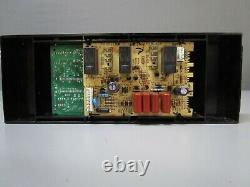 A1 Whirlpool Electric Range Control Board with Black Overlay 8507P304-60 ASMN