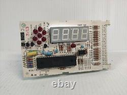 A1 Whirlpool Range Oven Control Board (TESTED GOOD) 6610312 ASMN