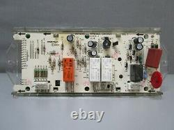A1 Whirlpool Range Oven Control Board withBlack Overlay (TESTED GOOD) 6610456 ASMN