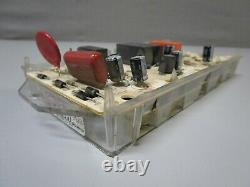 A1 Whirlpool Range Oven Control Board withBlack Overlay (TESTED GOOD) 9761119 ASMN
