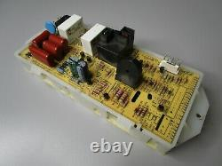 A1 Whirlpool Range Oven Control Board withWhite Overlay (TESTED GOOD) 6610452 ASMN