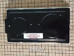A122 JENN-AIR Range Stove Oven Glass Top Ceramic Radiant Plug In Cartridge White