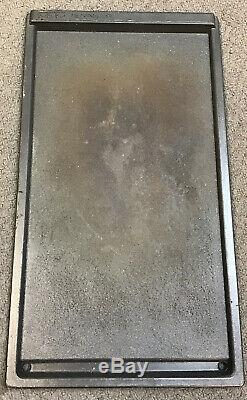 A302 Jenn-Air Range Oven Stove Cooktop Grill Module Griddle Top