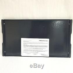 A341 A341B Genuine OEM JennAir Electric Cooktop Range Black Griddle Grill Cover
