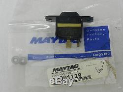 Brand New Black Jenn-air Fan Light Switch 2 Wire Model For C236b C236 12001129