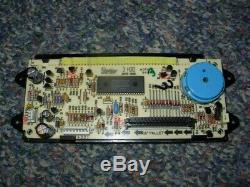 Control Circuit Board Display Jenn Air SVE47600B Range 7601P483-60