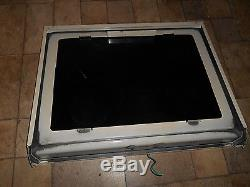 GE RB386pxgz1 Range stove Almond Replacement Cooktop Glass # 8187909 or 8187910