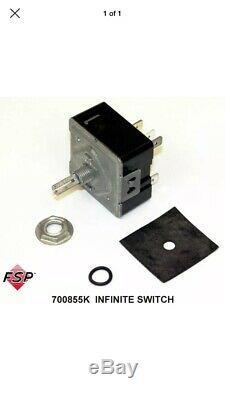 Genuine 700855K Jenn-Air Range Surface Unit Switch Kit