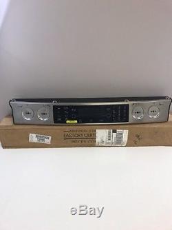 Genuine OEM W10206087 Jenn-Air Range Panel-Control WPW10206087