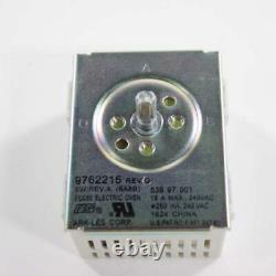 Genuine OEM Whirlpool WP9762215 Oven Range Selector Switch