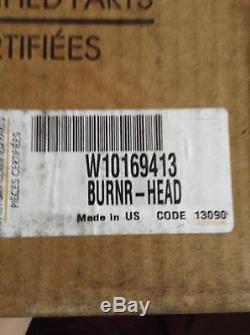 Genuine W10169413 Jenn-Air Range Burnr-Head