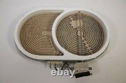 Genuine Whirlpool Cooktop Range 1000/1800W Radiant Surface Element W10823730