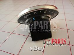 Genuine Y700854 Jenn-Air Range Top Burner Control Knob