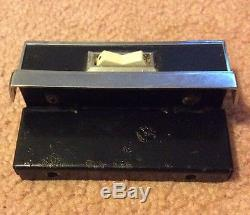 Jenn-air Downdraft Range Or Cooktop Fan And Light Switch 4 Wire
