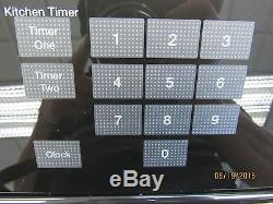 Jenn-air Expressions Range Control Panel & Touchpad (8017-upstrscloset8-y)