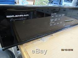 Jenn-air Expressions Range Control & Touchpad (8018-upcloset8-y)