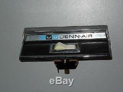 JENN-AIR FAN SWITCH 2 WIRE MODEL USED BUT PERFECTLY WORKING