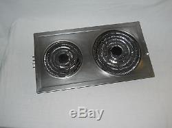 JENN-AIR JEA7000 STAINLESS STEEL CARTRIDGE COOKTOP RANGE BURNER RATED 3350W
