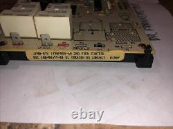 JENN-AIR JJW9630BAW lower oven relay board 12001914 used tested