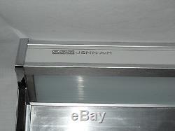 Jenn-air Oem Back Splash With Light For Downdraft Stove Oven Range Fluorescent