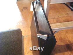 JENN AIR Range Door Glass & Handle 29 7/8 x 19 3/8