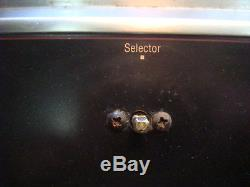 JENN AIR S136 Range Control Panel
