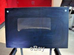 JENN AIR S156 Convection Range Door Glass & Handle PVG 205074