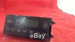 JENN-AIR STOVE RANGE ELECTRONIC CONTROL BOARD ASSY 74002096 BLACK AP4008548