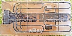 Jenn Air 0410014 Burner Element Rock Grill Plate Stove Range Cartridge