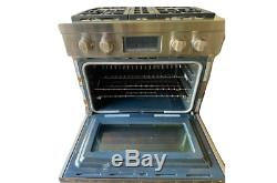 Jenn-Air 30 Dual Fuel Freestanding Range OVEN STOVE professional Commercial