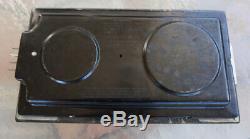Jenn Air Cartridge A106 European Style (105) GLASS BURNER IRON COOK TOP RANGE