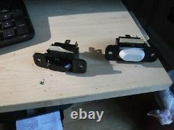 Jenn Air Fan/Light Switch Range Black or white 4 tab