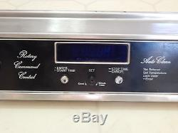 Jenn Air Front Control Panel Knob Thermostat S160 Stove Range Restaurant Cook