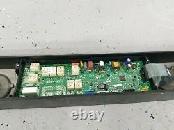 Jenn-Air Gas Range JGS8850BDB Control Panel 74011660 Z2