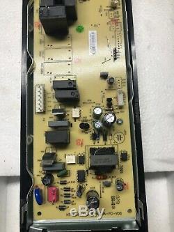 Jenn-Air JMV8208CS 30 Stainless Over-The Range Microwave Control Board