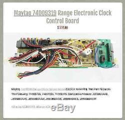 Jenn-Air / Maytag Range Control Board 8507P173-60 FULL 30 DAY WARRANTY