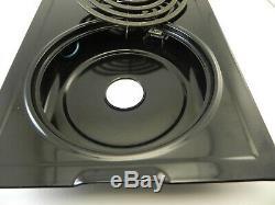 Jenn Air, OEM Stove, Range, Parts Black Cartridge Coil Assembly JEA7000