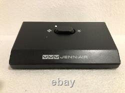Jenn-Air Oven Range Downdraft Switch & Escutcheon OEM Part Y04100547 & 12200039