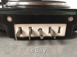 Jenn Air Range A105-8 Black Eurostyle Glass Side 2-Burner Insert Cartridge