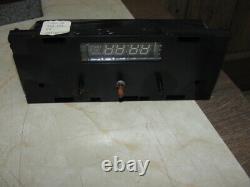 Jenn Air Range Control Board Clock Timer -100-254-03