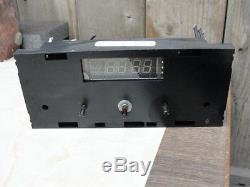 Jenn Air Range Control Board Clock Timer -100-254-13